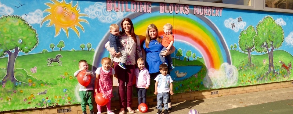 The Building Blocks Nursery In Beeston Hill Is Celebrating After Their Recent Ofsted Inspection Which Rated Them As Good Second Highest Rating You