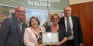 South Leeds success at Yorkshire In Bloom awards