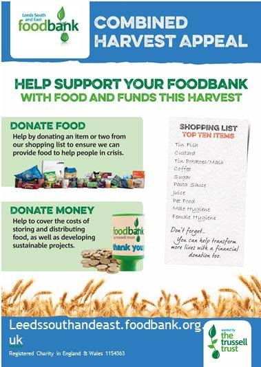 Belle Isle Tmo Help Support Your Foodbank South Leeds Life