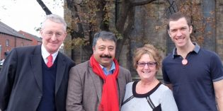 Labour's new team for Beeston, Holbeck and Cottingley