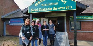 Middleton Elderly Aid Open Day