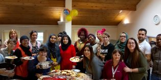 International stories and food shared in Holbeck