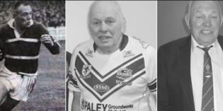 """Celebration day"" at Hunslet RLFC in memory of Geoff Gunney MBE"