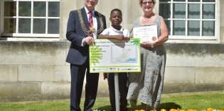 Green fingered youngsters celebrated in this year's Leeds in Bloom awards