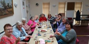 Belle Isle TMO Sheltered Residents lunch club