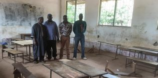 Beeston local launches Gambian school renovation project