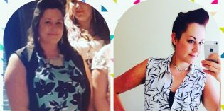 "Rachel says ""Slimming World has changed my life for the better"""