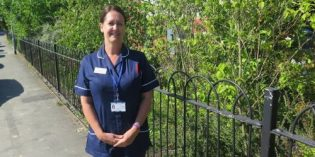Meet Joan: palliative care lead for Middleton