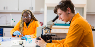 Find out about Biomedical Science at taster session