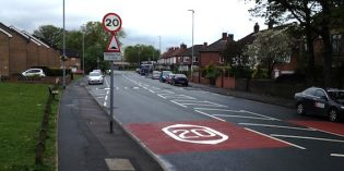 Further roll out of 20mph zones this autumn