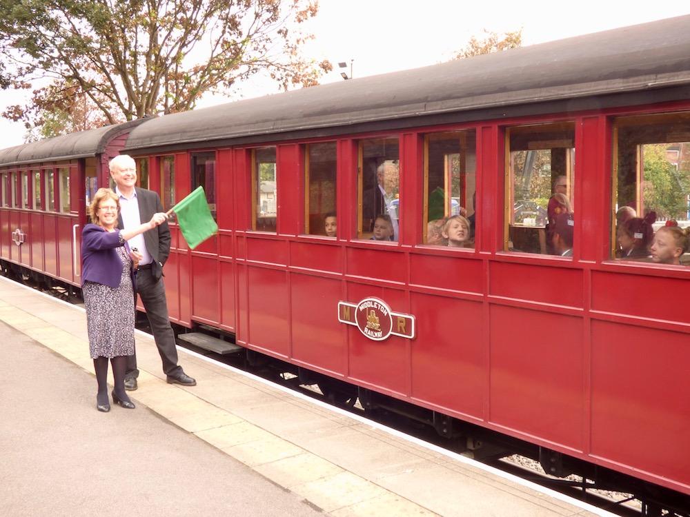 Last Coals Middleton Railway schools 08