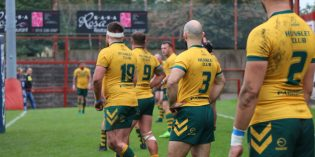 Hunslet Club Parkside keep marching on
