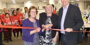 St George's community hub re-launches