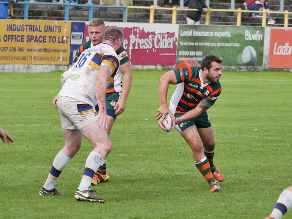 Whitehaven v Hunslet Sept 18 03