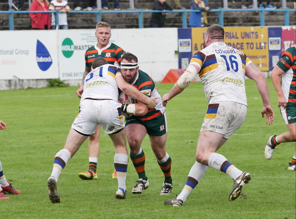 Whitehaven v Hunslet Sept 18 06