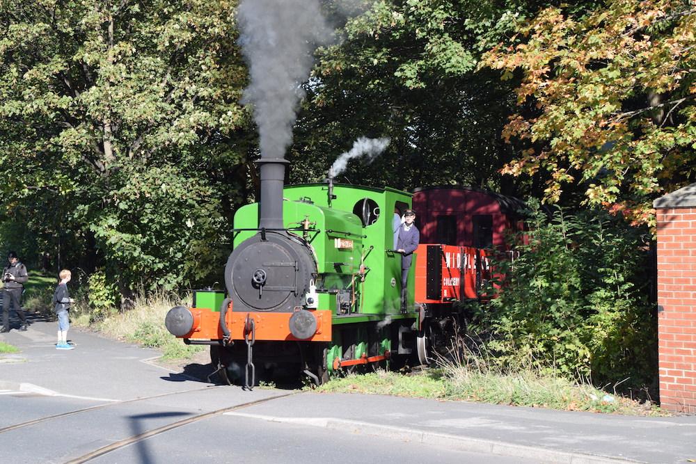 Coals Middleton Railway 01