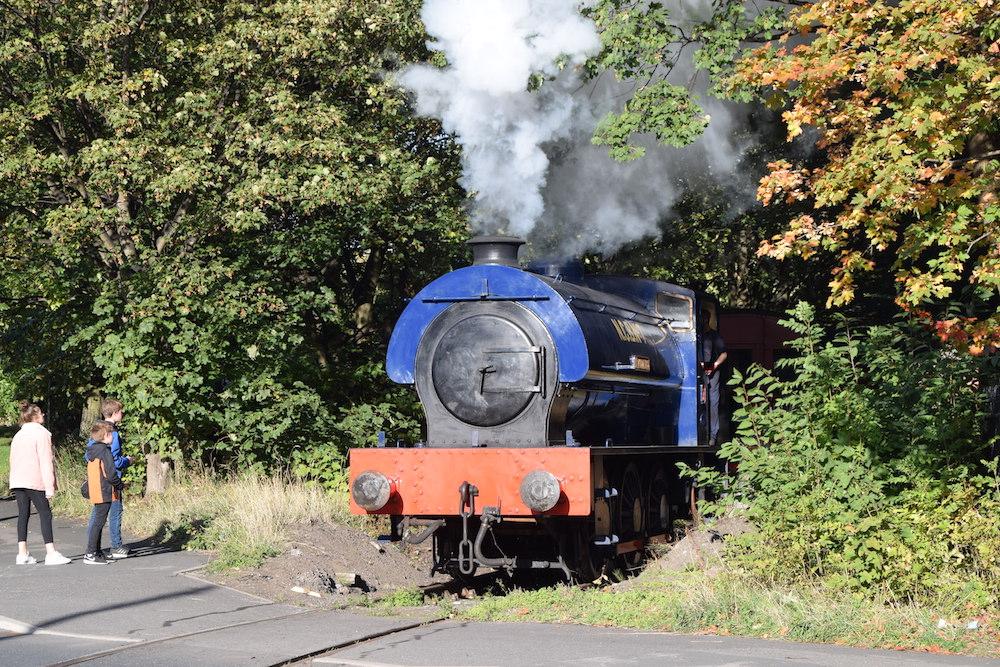 Coals Middleton Railway 02