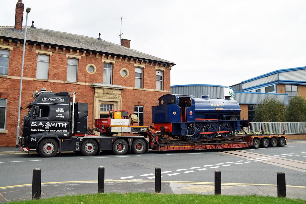 Coals Middleton Railway 03