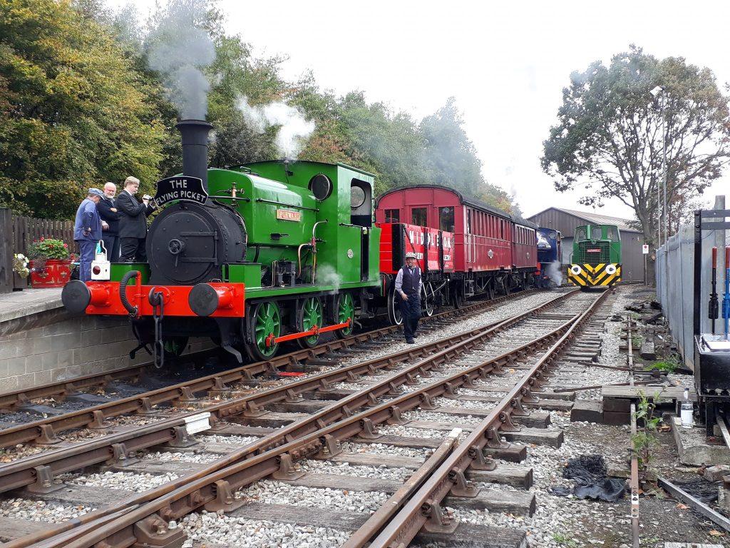 Coals Middleton Railway 07