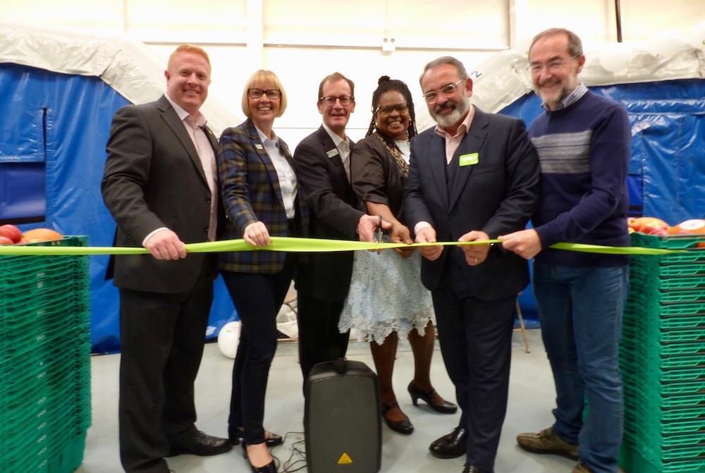 Foodbank To Share New Fareshare Warehouse South Leeds Life