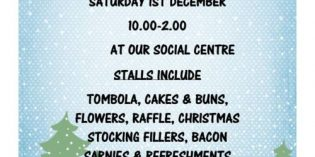 Middleton Elderly Aid Christmas Fayre