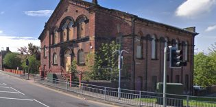 Church conversion to flats and help centre
