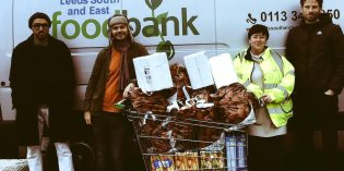 Supporters' Trust calls for biggest foodbank collection