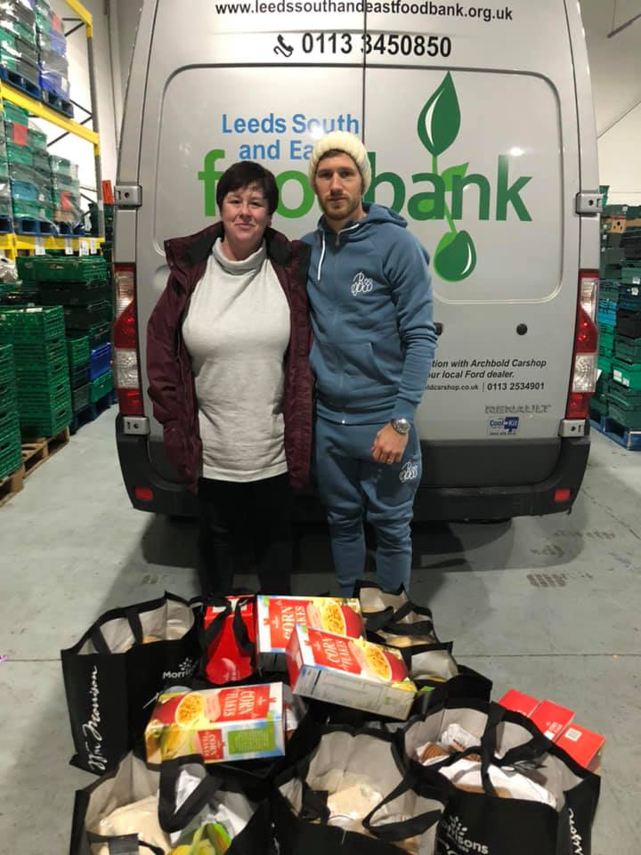 Supporters Trust Calls For Biggest Foodbank Collection
