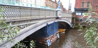 Historic Leeds Bridge to reopen in the new year