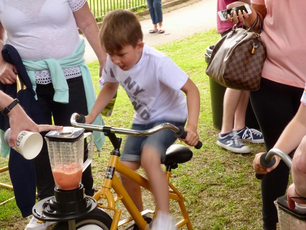Aspire Smoothie Bike 1