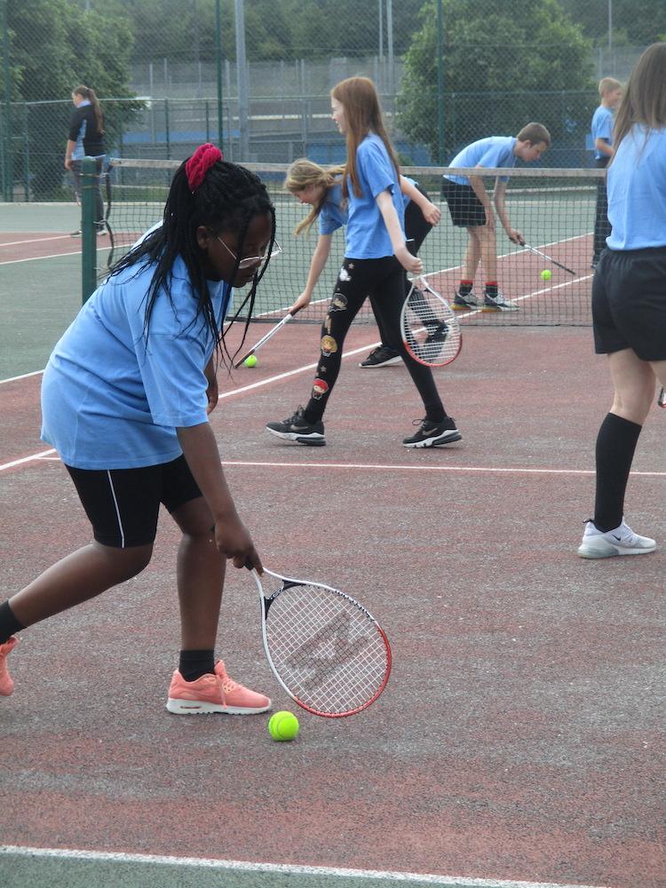 CJCA sport tennis
