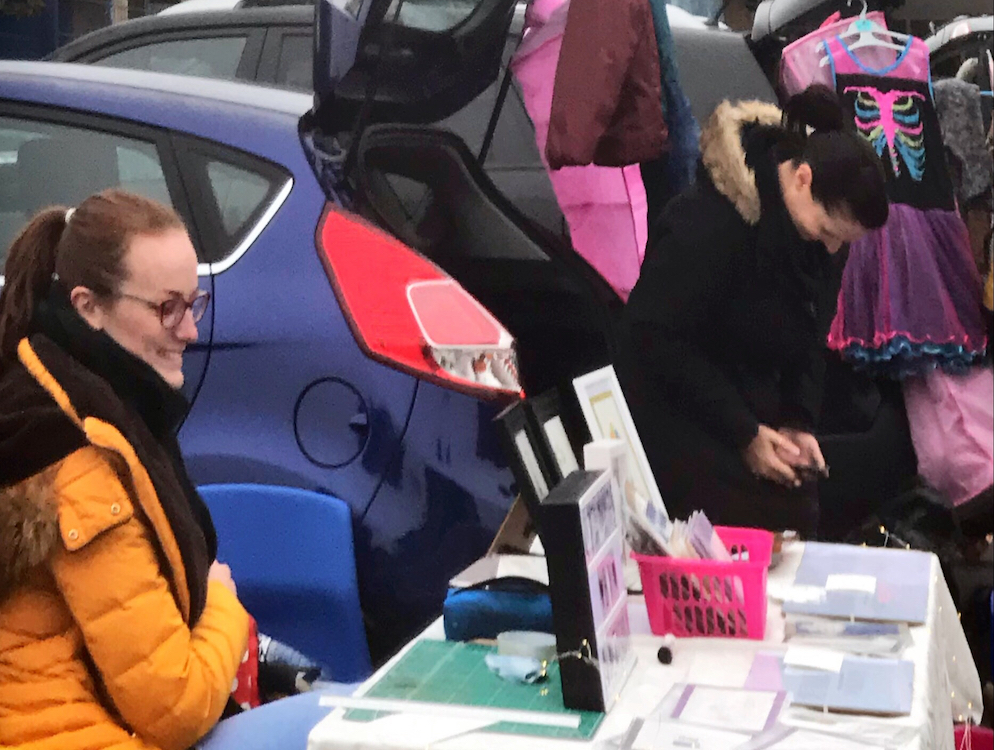 Successful Car Boot Sale For Sharp Lane Primary South Leeds Life