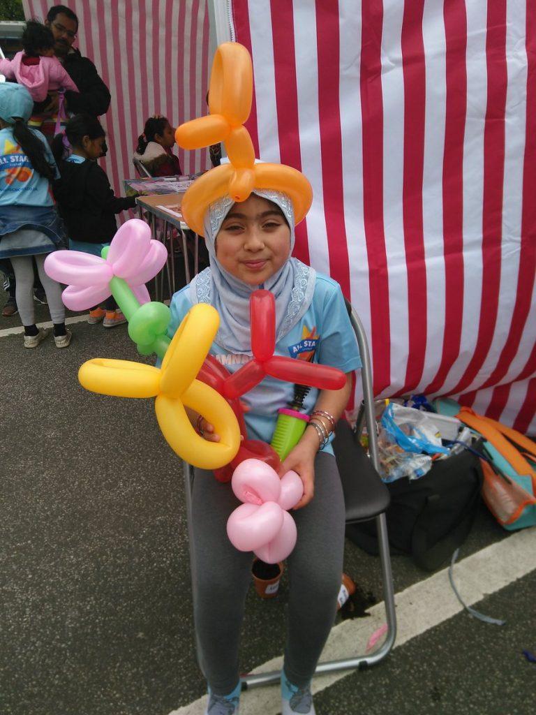 Child Balloon