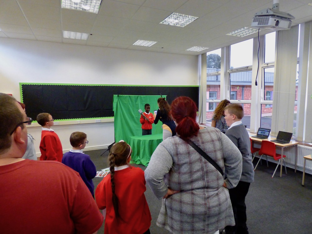 Cottingley Primary Open Day 01
