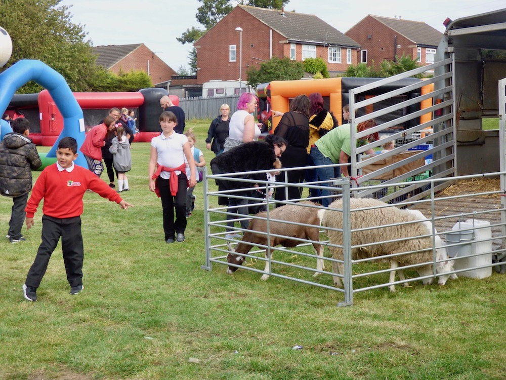 Cottingley Primary Open Day 10
