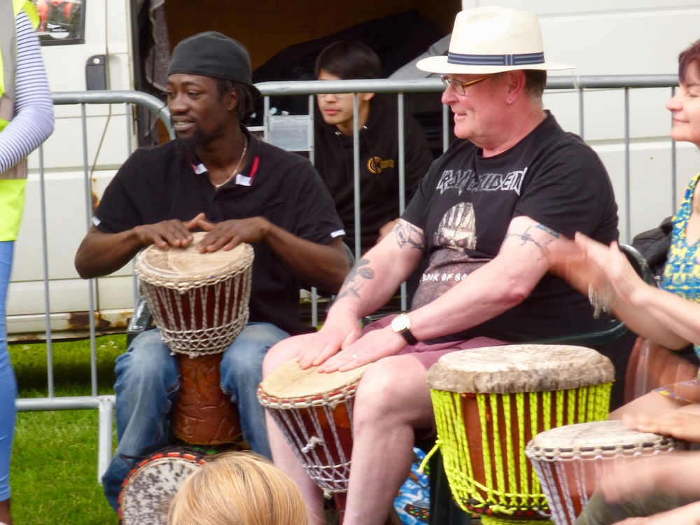 Drum Workshop 2