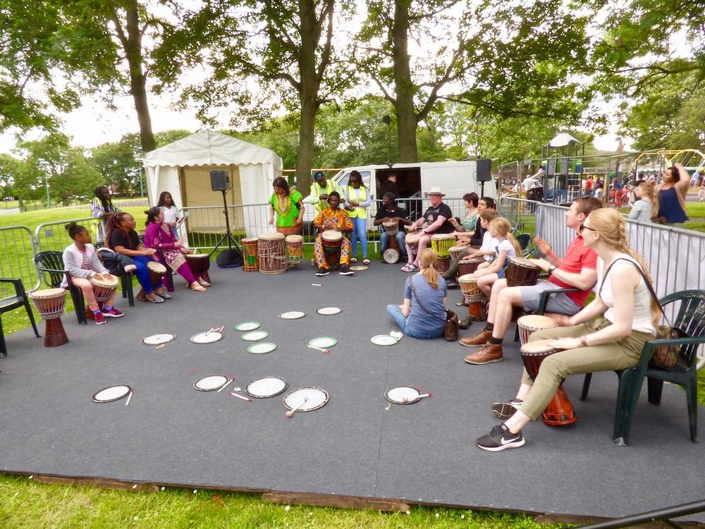Drum Workshop 4
