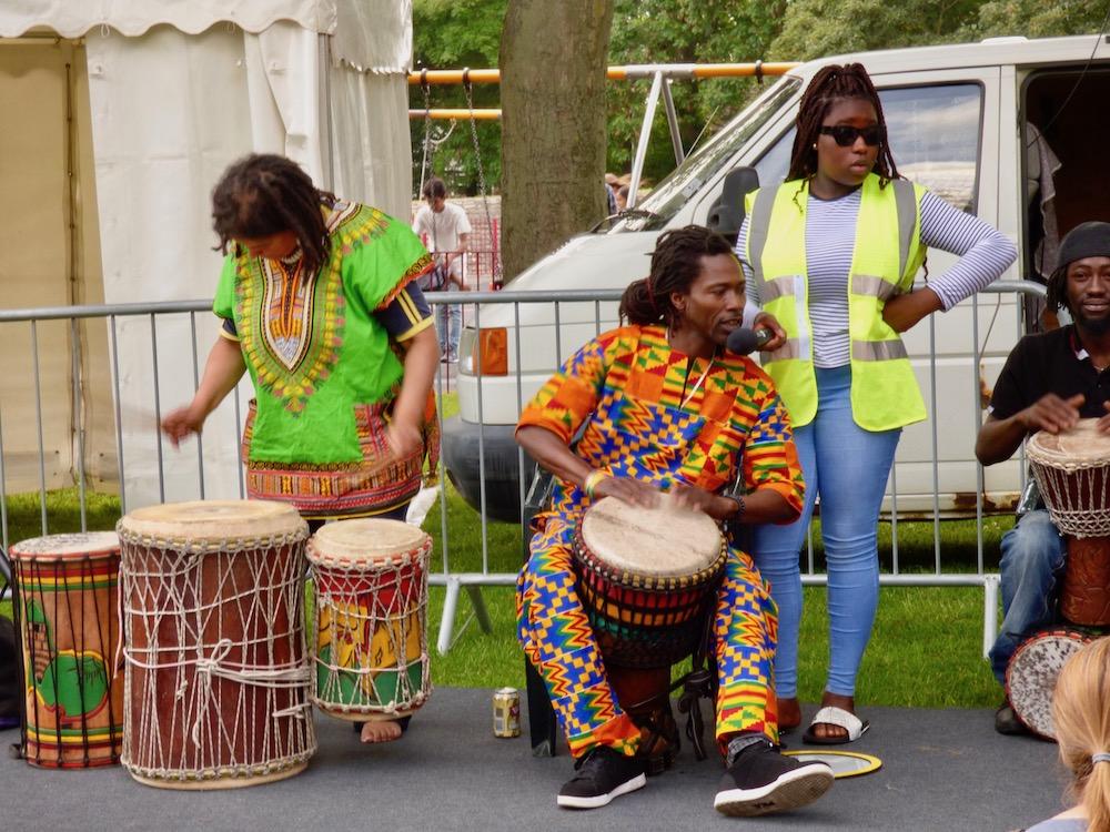 Drum workshop 1