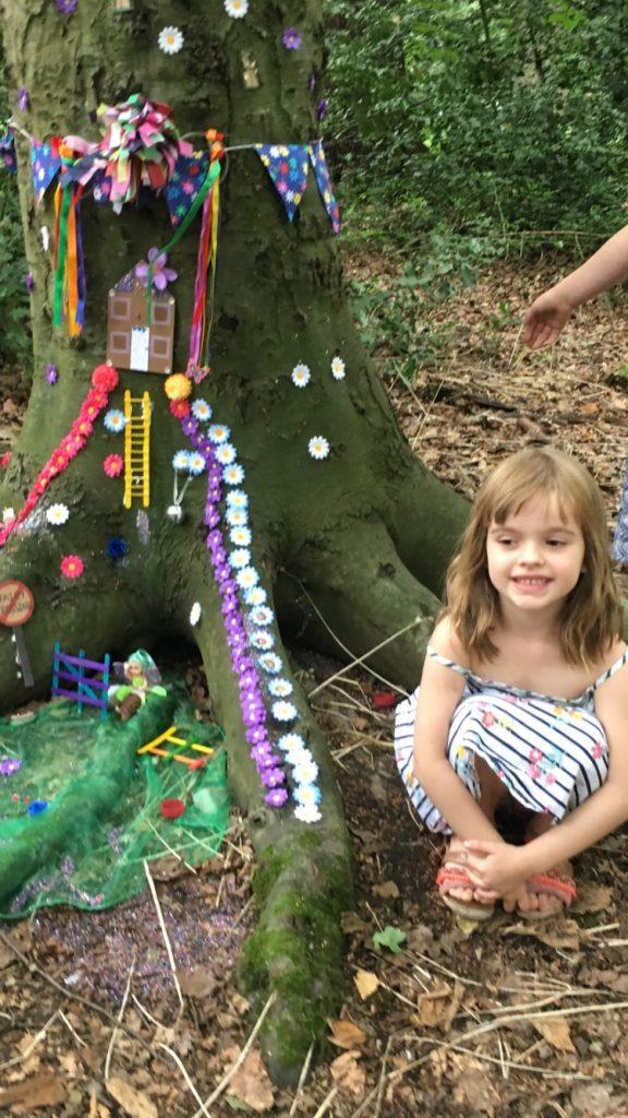 Fairy woodland 1