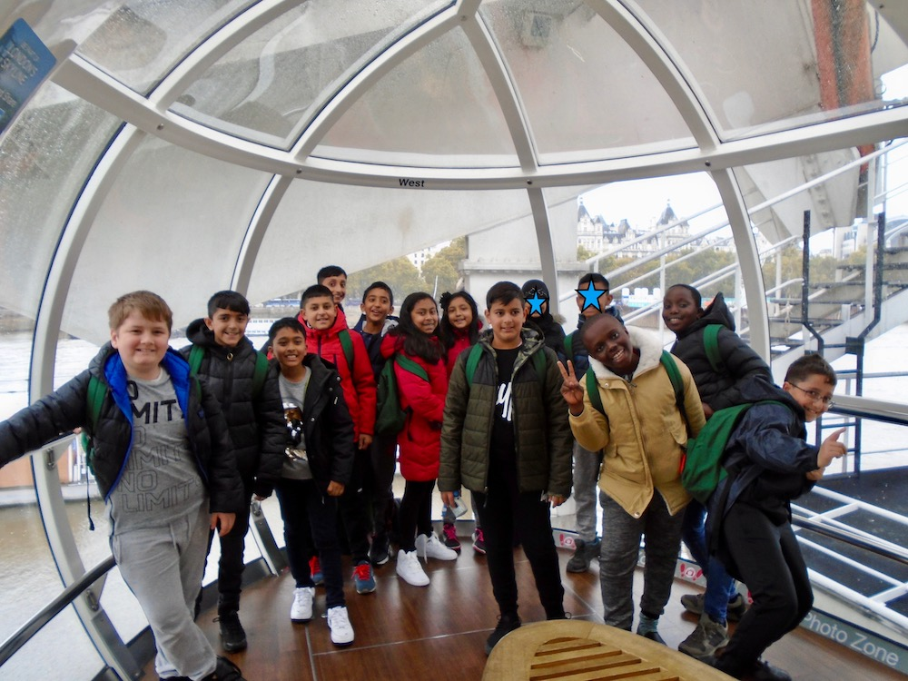 Greenmount London eye
