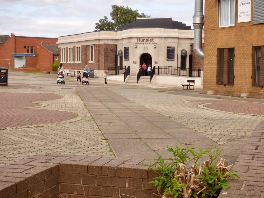 Hub Hunslet square
