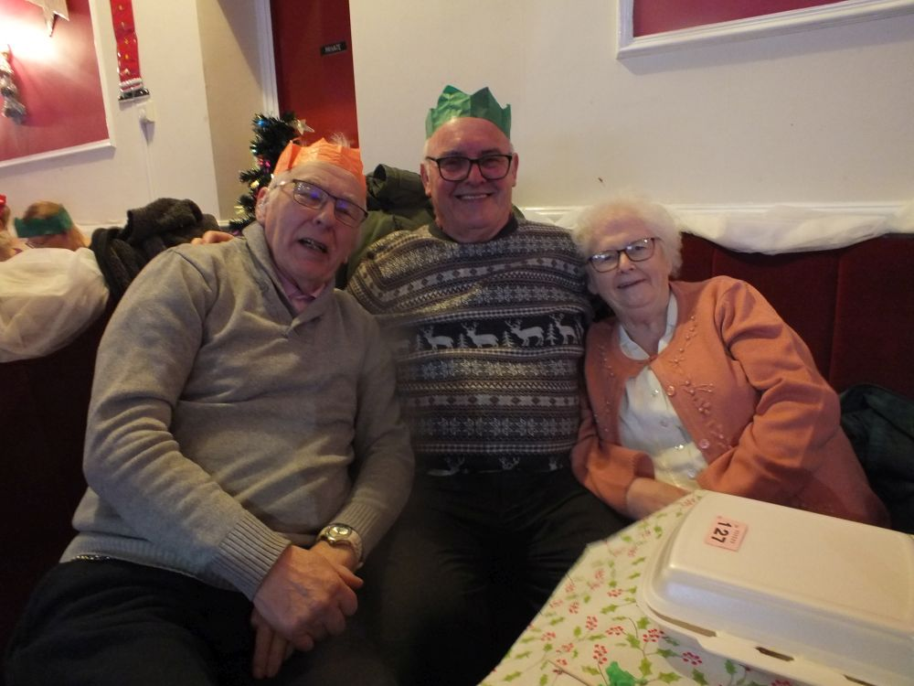 Middleton Elderly aid christmas party 2019 (1)