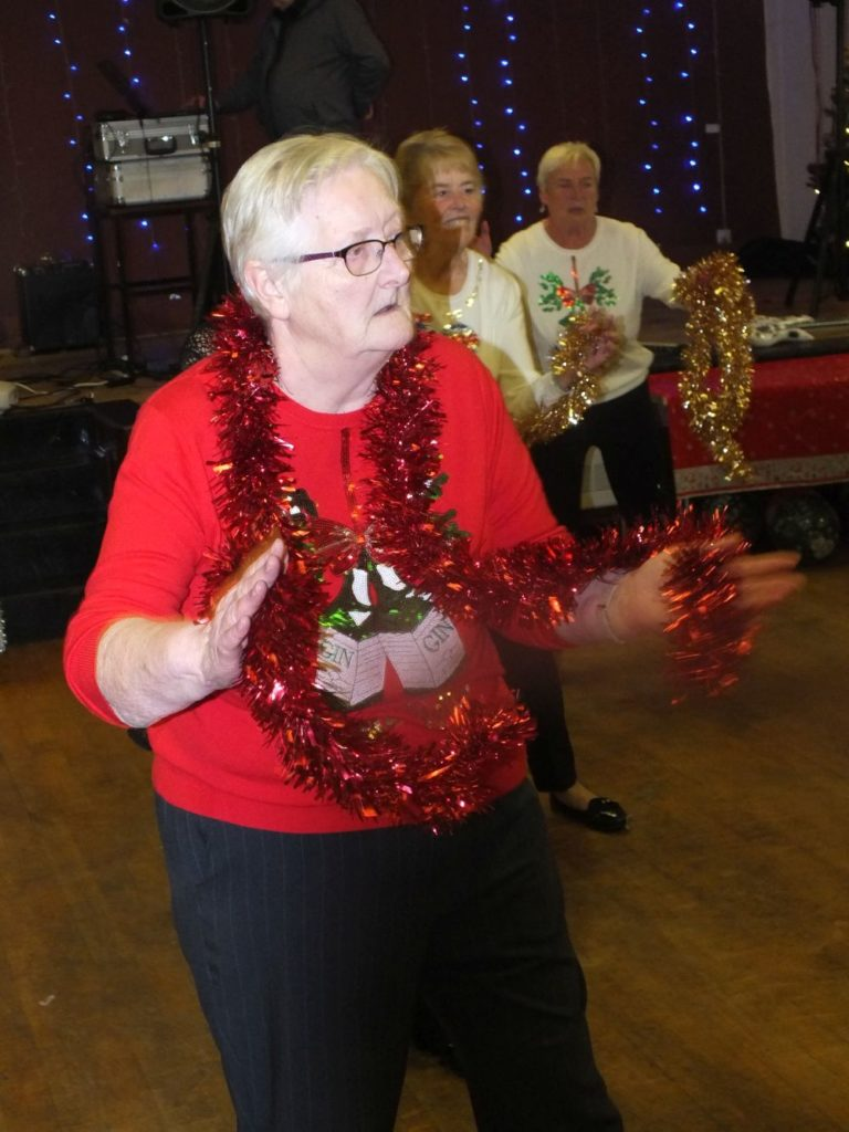 Middleton Elderly aid christmas party 2019 (15)
