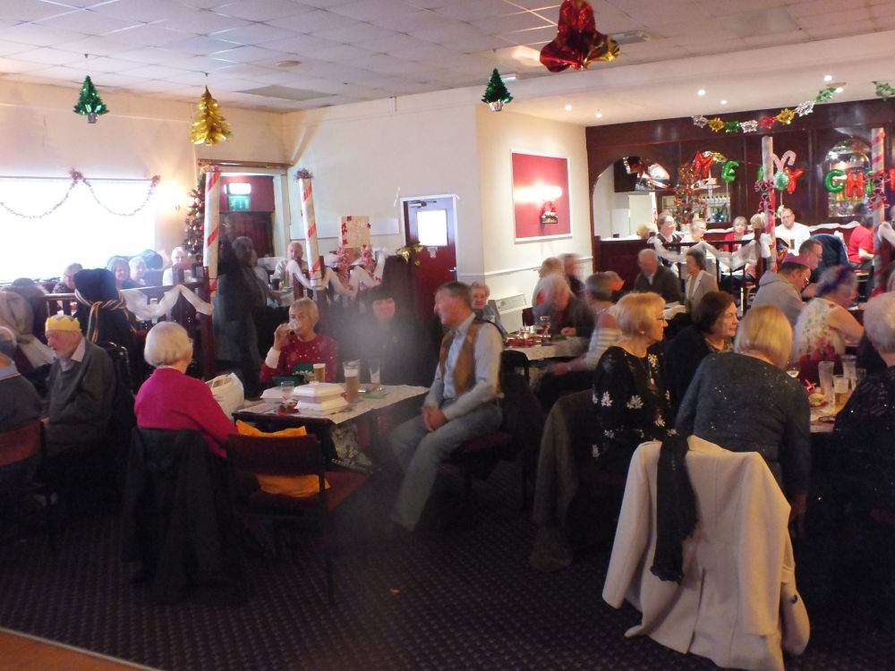 Middleton Elderly aid christmas party 2019 (8)