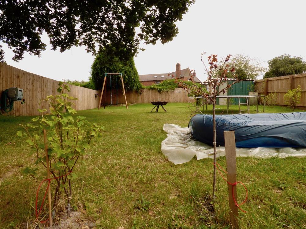 Millshaw garden after 1