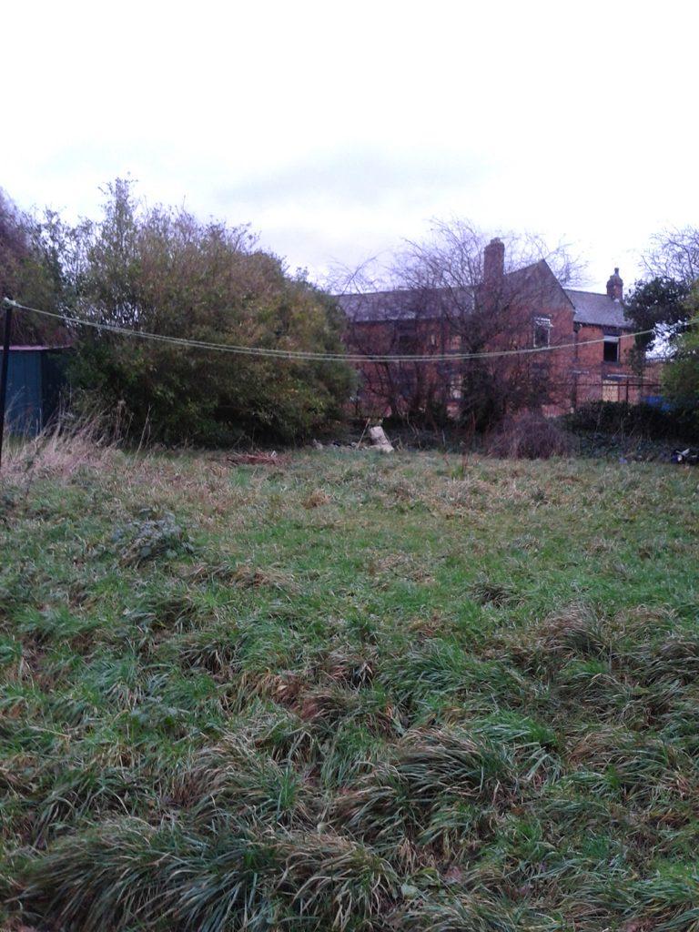 Millshaw garden before 1