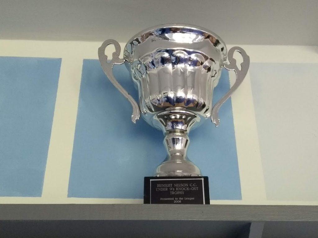 Nelson U9 trophy