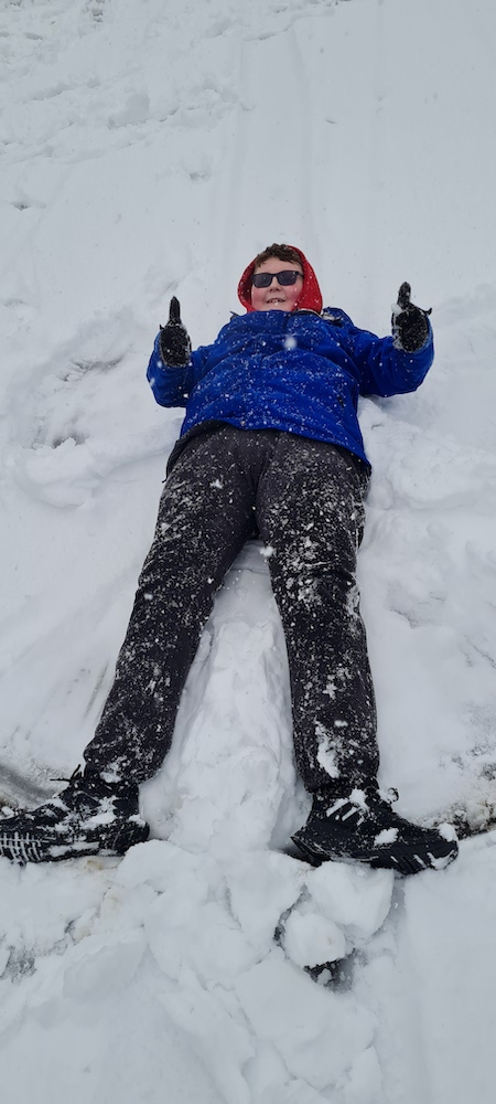 Snow 21 Angel Sarah Coates