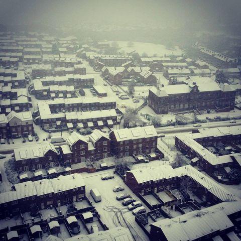 Snow 21 Hillside Phil Pearce