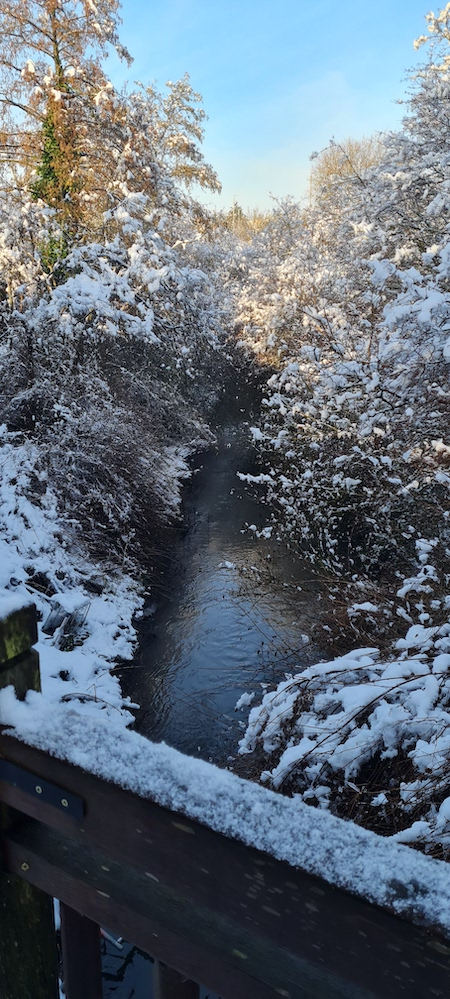 Snow 21 River Sarah Coates